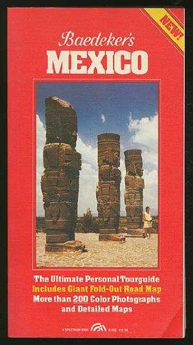 9780130560698: Baedeker's Mexico