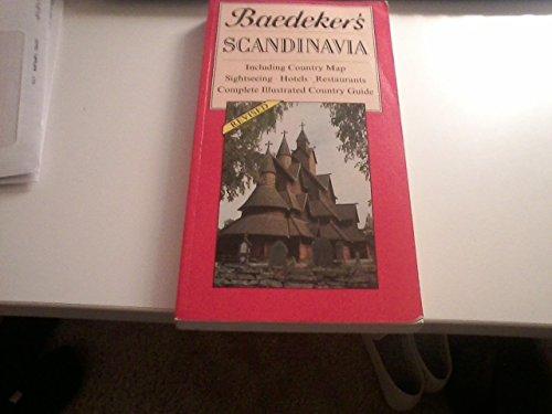 Baedeker's Scandinavia: Karl-baedeker