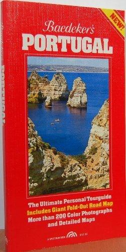 9780130561350: Baedeker's Portugal