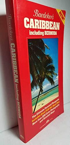 9780130561435: Baedeker's Caribbean including Bermuda (Baedeker guides)