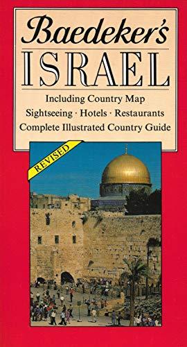 9780130561763: Baedeker's Israel