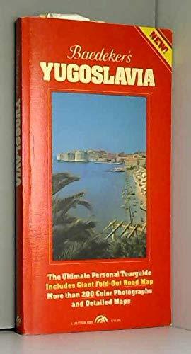 9780130561848: Baedeker'S Yugoslavia