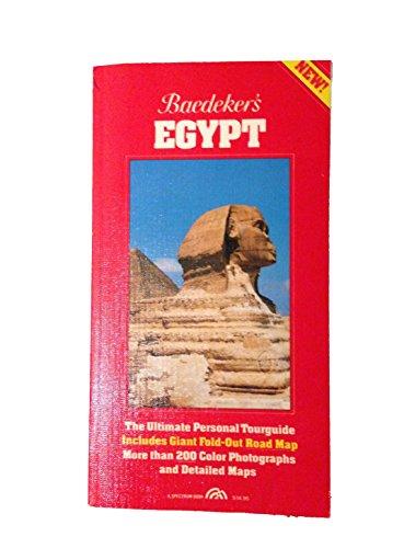 Baedeker Egypt (Baedeker's Travel Guides)