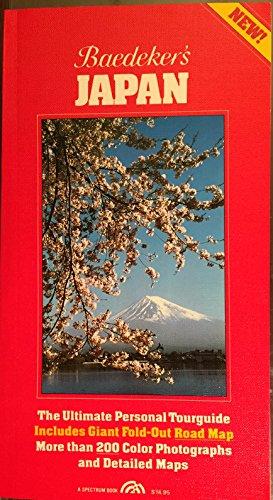 9780130563828: Baedeker's Japan