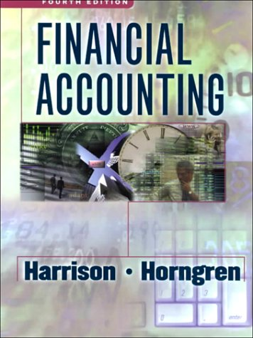9780130564276: Financial Accounting and GAP Annual Report (4th Edition)