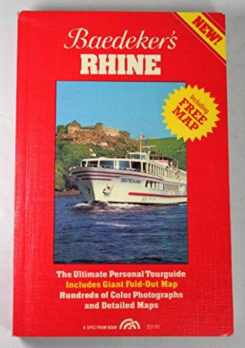 9780130564665: Baedeker'S Rhine (Baedeker's Travel Guides)