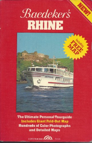 9780130564665: Baedeker Rhine (Baedeker's Travel Guides)