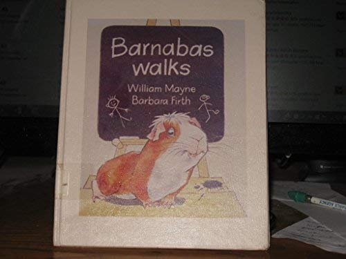 9780130570017: Barnabas Walks