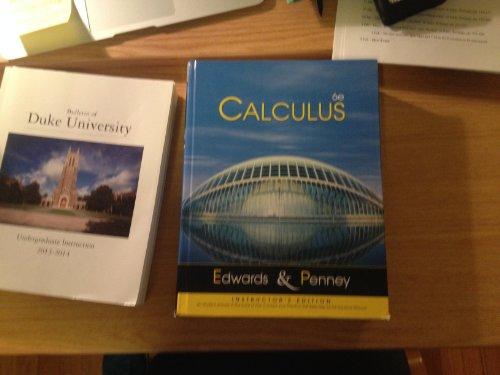 9780130571250: Calculus