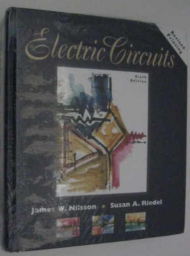 9780130573070: Electric Circuits, Revised Printing