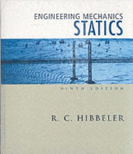 9780130578006: Engineering Mechanics Statics and Study Pack