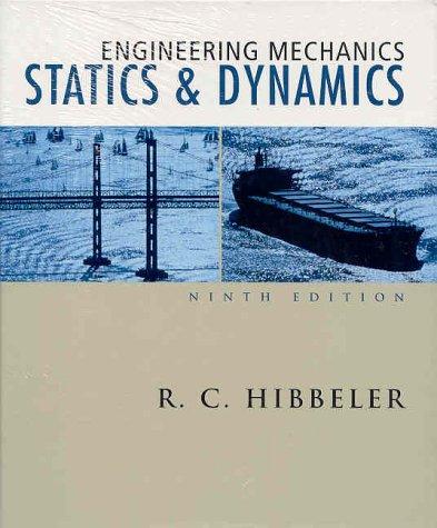 9780130578129: Engineering Mechanics: Statistics and Dynamics