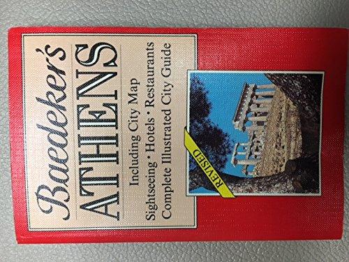 9780130579775: Baedeker Athens (Baedeker's City Guides)