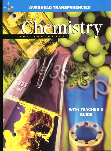 9780130580542: Chemistry Addison-Wesley Overhead Transparencies with Teacher's Guide