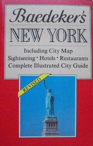 9780130580580: Baedeker New York (Baedeker's New York)