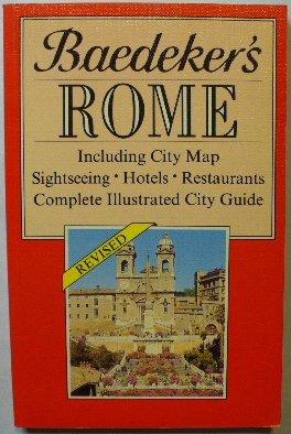 9780130580740: Baedeker's Rome