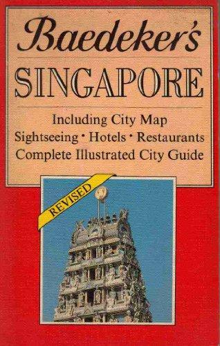 9780130580900: Baedeker'S Singapore (Baedeker's City Guides)