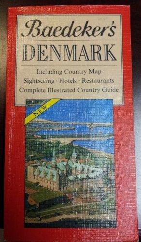 9780130581242: Baedeker Denmark (Baedeker's Travel Guides)