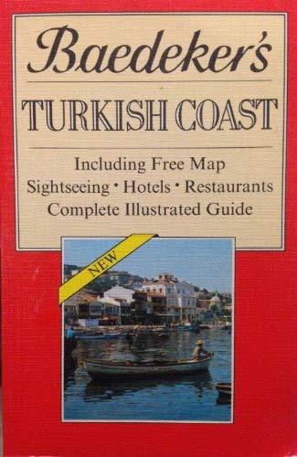 9780130581730: Baedeker Turkish Coast