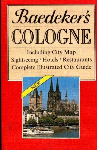 9780130581815: Cologne Baedeker