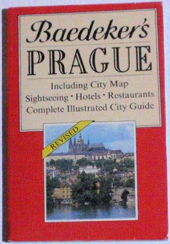 9780130582157: Baedeker Prague