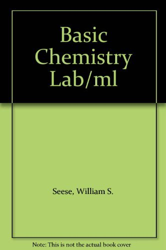9780130582492: Basic Chemistry Lab/ml