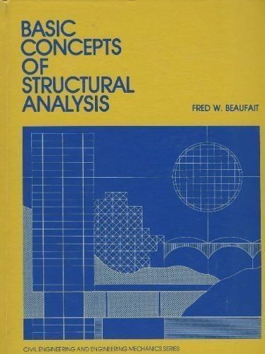 9780130583475: Basic Concepts of Structural Analysis (Civil engineering and engineering mechanics series)