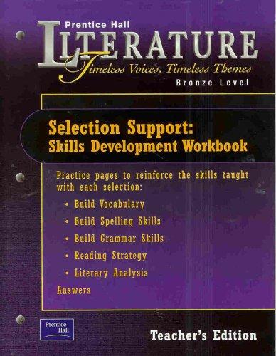 Selection Support: Skills Development Workbook, Grade 7,