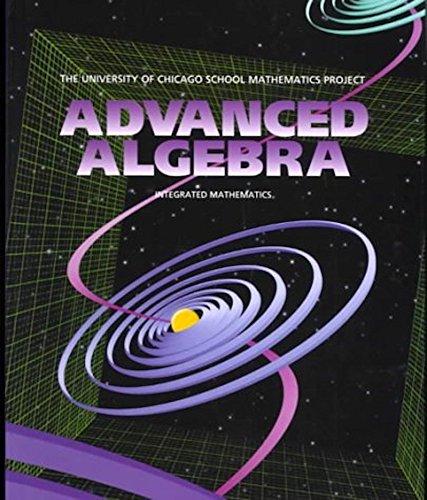 9780130584168: UCSMP Advanced Algebra (University of Chicago School Mathematics Project)