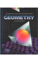 9780130584175: Geometry (University of Chicago School Mathematics Project)