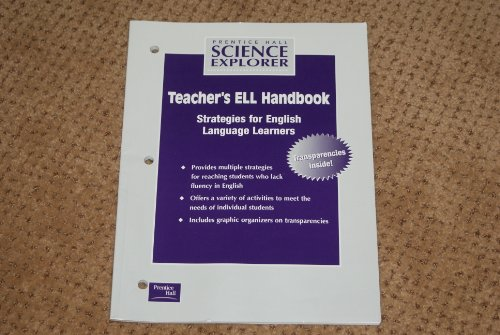 9780130585363: Teacher's ELL Handbook-- Strategies for English Language Learners (Prentice Hall Science Explorer)