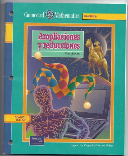 9780130586551: CONNECTED MATHEMATICS 3RD EDITION SPANISH STUDENT EDITION STRETCHING AND SHRINKING GRADE 7 2002C