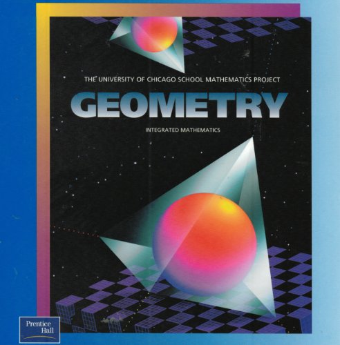 9780130587794: Ucsmp Geometry - Teacher's Edition: Includes Trf Cd-rom