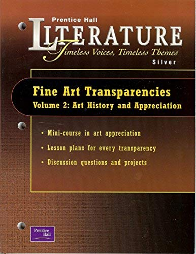 Literature - Timeless Voices, Timeless Themes Silver - Fine Art Transparencies - Volume 2: Art ...
