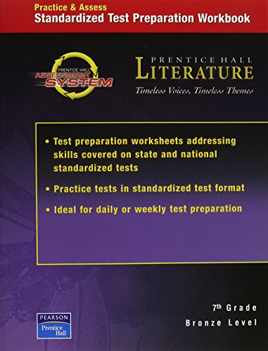 PRENTICE HALL LITERATURE TIMELESS VOICES TIMELESS THEMES: PRENTICE HALL