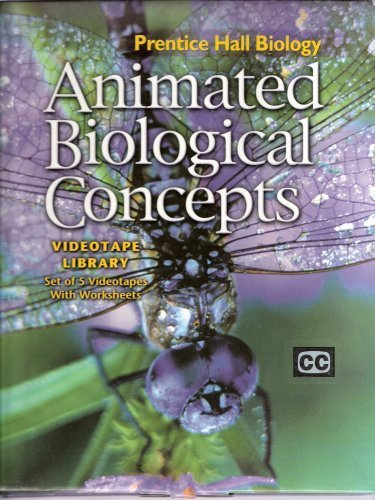 Animated Biological Concepts Videotape Library