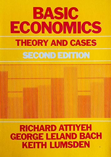 9780130590305: Basic Economics: Theory and Cases