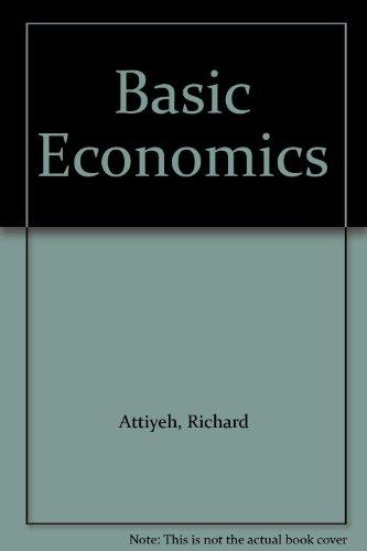 9780130591210: Basic Economics