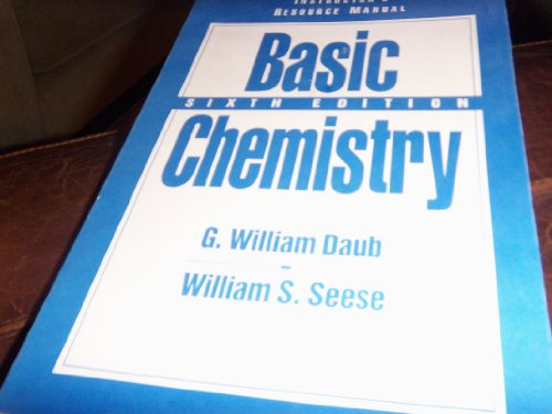 9780130593122: Basic Chemistry: Instructor's Resource Manual