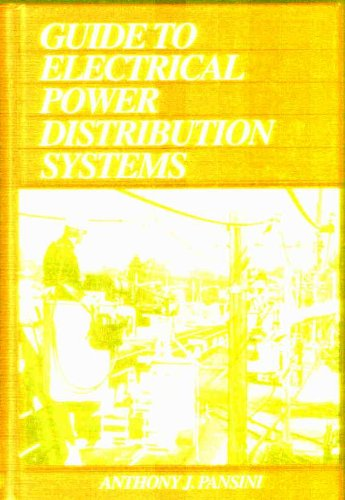 9780130594600: Guide to Electrical Power Distribution Systems