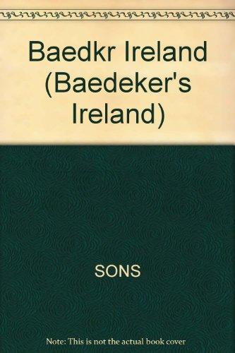 9780130595287: Baedkr Ireland (Baedeker's Ireland)