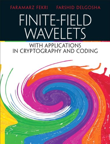 9780130600202: Finite-field Wavelet Transforms with Applications in Cryptography and Coding