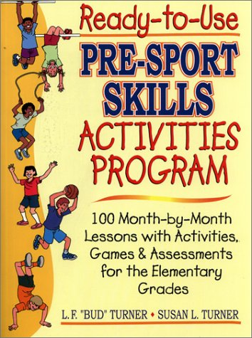 9780130600417: Ready-To-Use Pre-Sport Skills Activities Program