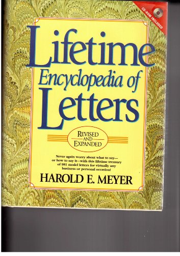 9780130600479: Lifetime Encyclopedia of Letters