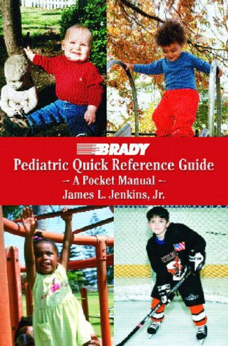 9780130601056: Pediatric Quick Reference Guide
