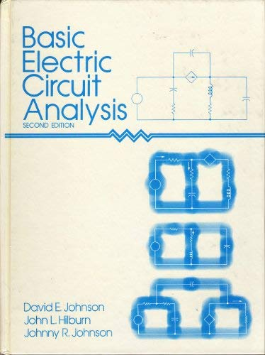 9780130601117: Basic Electric Circuit Analysis