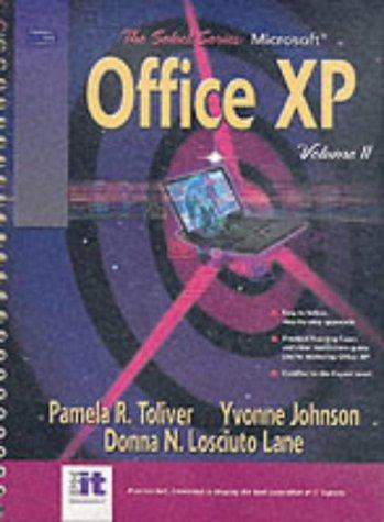 9780130601513: Microsoft Office XP, Volume II (SELECT Series)