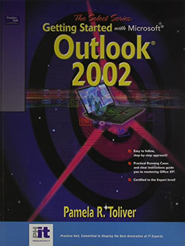 9780130601667: Getting Started with MS Outlook 2002