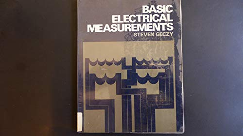 9780130602855: Basic Electrical Measurements