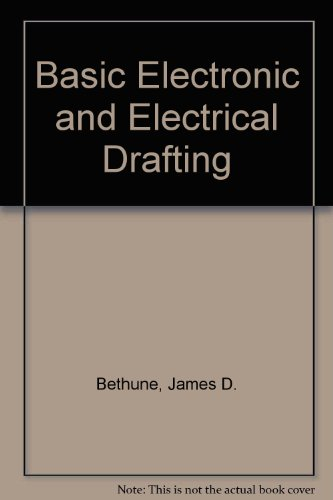 9780130603012: Basic Electronic and Electrical Drafting